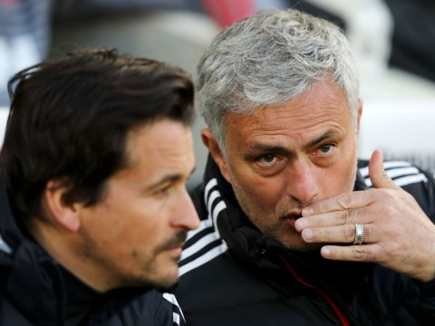 Jose Mourinho appoints Rui Faria replacement as he continues Manchester United backroom reshuffle
