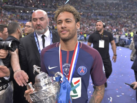 Neymar admits he would 'love' to work with Manchester City boss Pep Guardiola