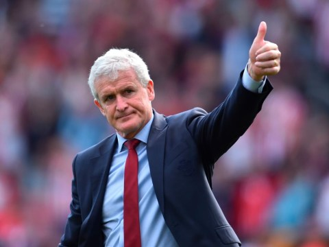 Mark Hughes handed new Southampton deal after avoiding relegation