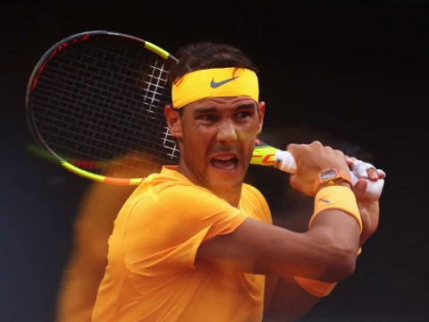 Though French Open title may already belong to Rafael Nadal, his list of challengers is growing
