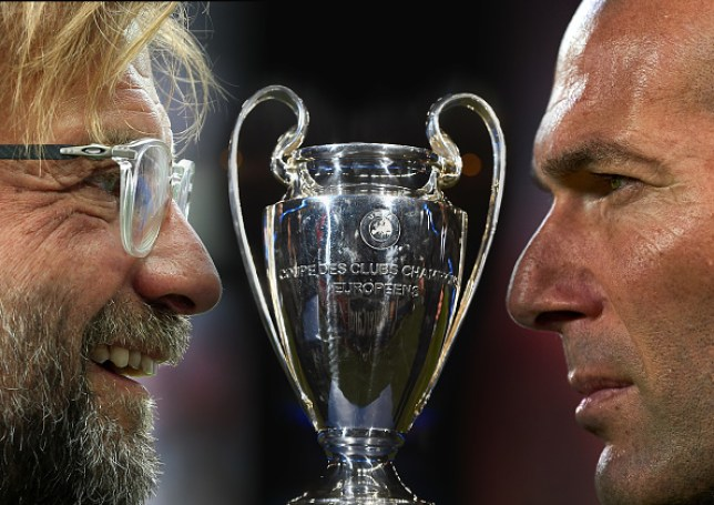 Real Madrid Vs Liverpool Key Battles For Champions League Final