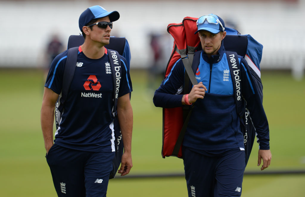 Nasser Hussain and David Lloyd 'worried' about Alastair Cook ahead ahead of Pakistan series