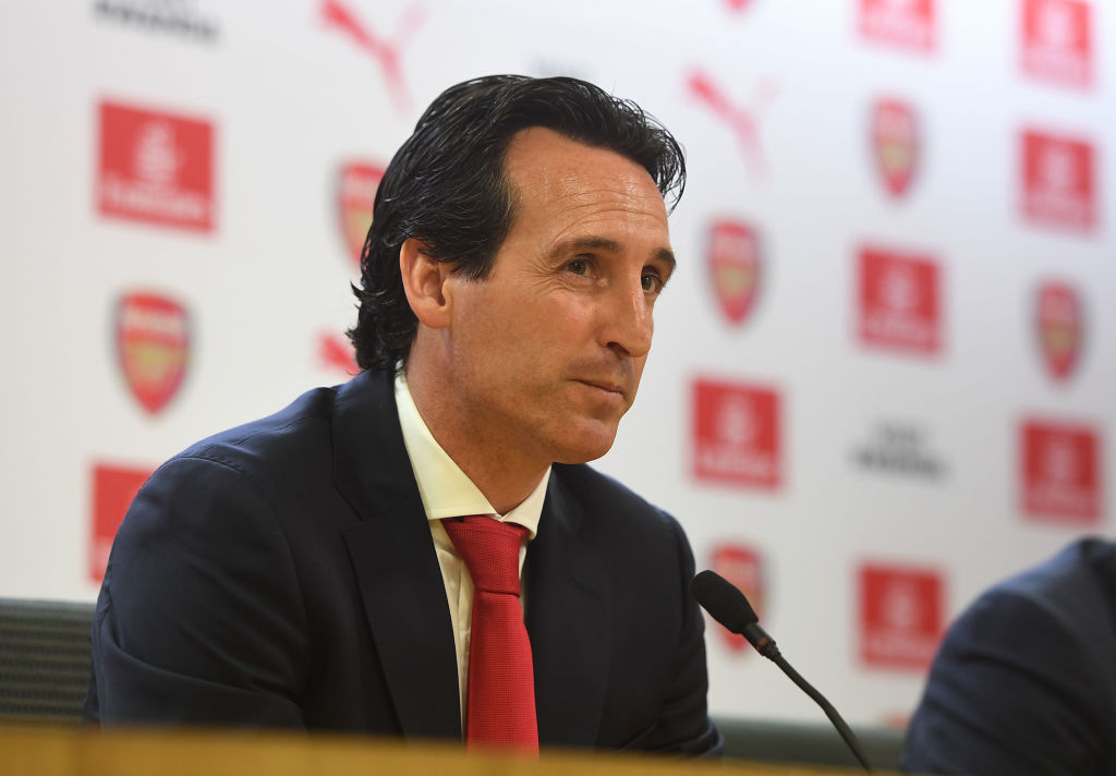 Unai Emery wants Sporting CP star Gelson Martins as part of Arsenal rebuild