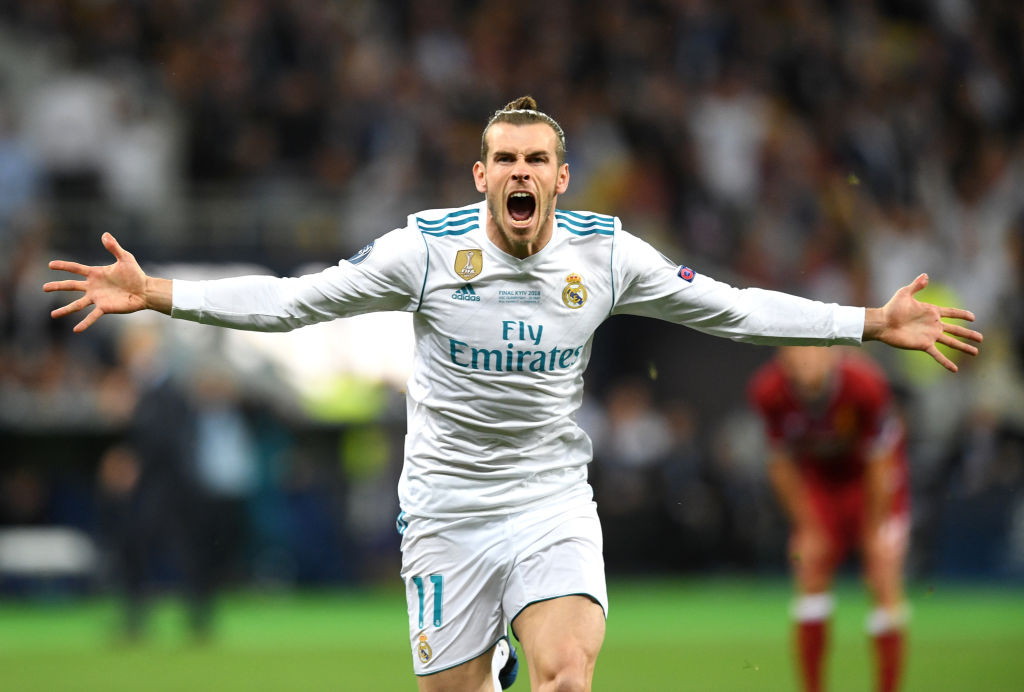 Real Madrid claim Champions League treble thanks to Gareth Bale wonder goal