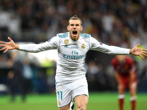 Real Madrid claim Champions League treble thanks to Gareth Bale wonder goal