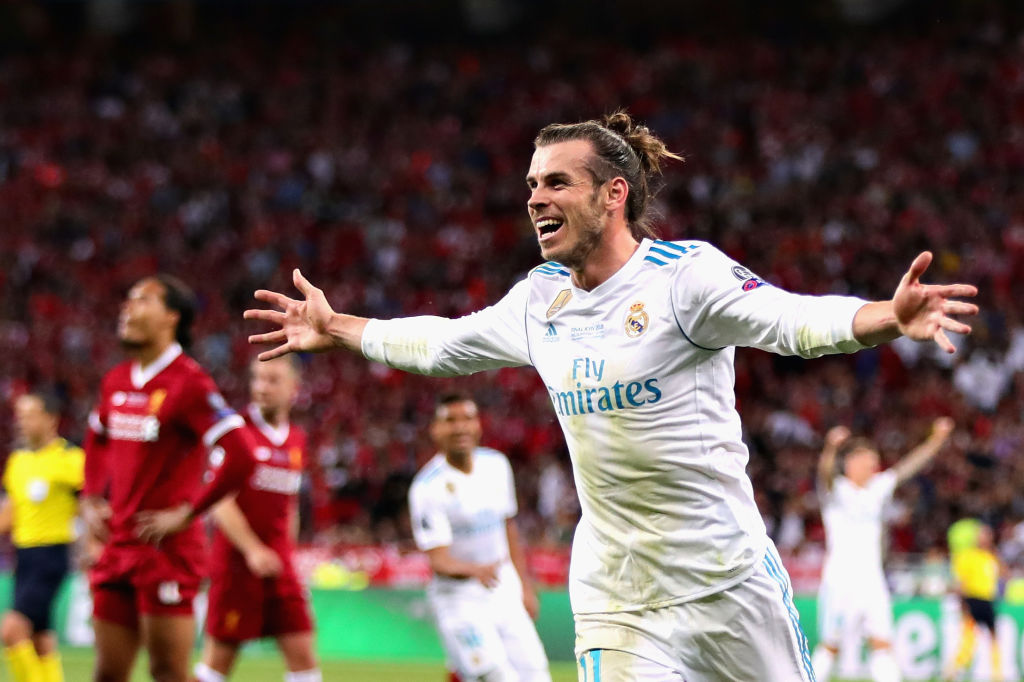 Gareth Bale hints at Real Madrid exit after Champions League final heroics