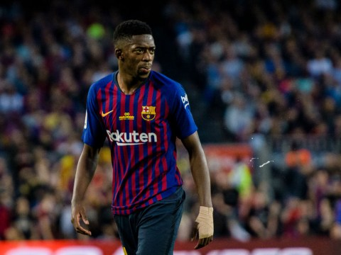 Manchester United join bidding war to sign Arsenal target Ousmane Dembele from Barcelona