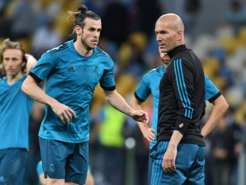 Zinedine Zidane makes key Gareth Bale decision ahead of Real Madrid v Liverpool Champions League final