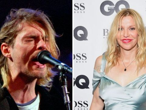 Courtney Love accused of 'trying to have son-in-law killed to get Kurt Cobain's guitar'
