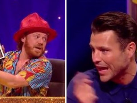 Keith Lemon gives Mark Wright 'wobbly vagina' to have Skype sex with wife Michelle Keegan