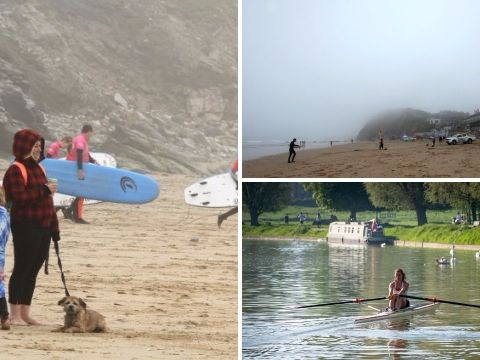 Thunderstorms on the way after record-breaking bank holiday heat