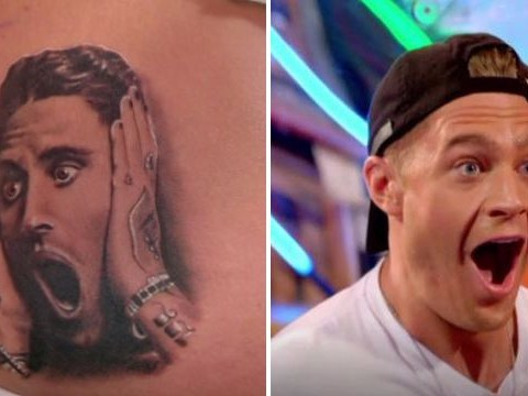 Scotty T 'not even arsed' about Stephen Bear tattoo on his bum from Charlotte Crosby