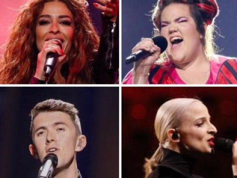Who will win the 2018 Eurovision Song Contest?
