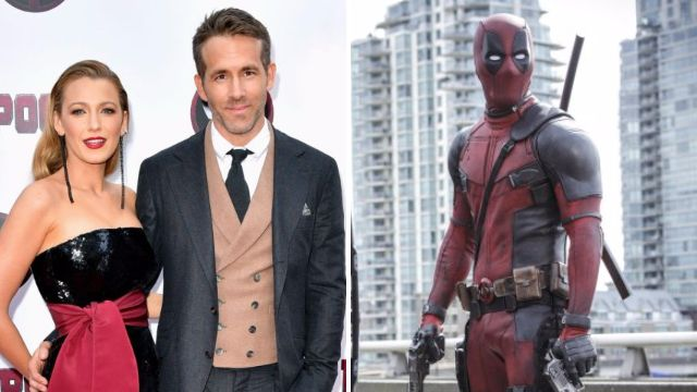 Deadpool's Ryan Reynolds prefers being called 'Mr Lively' as he claims being with Blake is 'the best gig'
