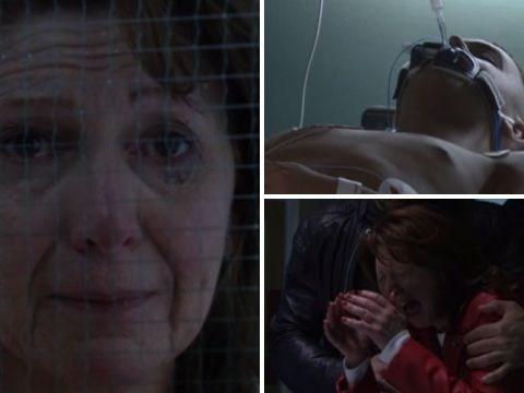 EastEnders spoilers: Carmel Kazemi is broken as Shakil dies