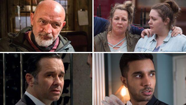 Coronation Street, EastEnders, Emmerdale and Hollyoaks spoilers for Phelan, Karen, Graham and Sami