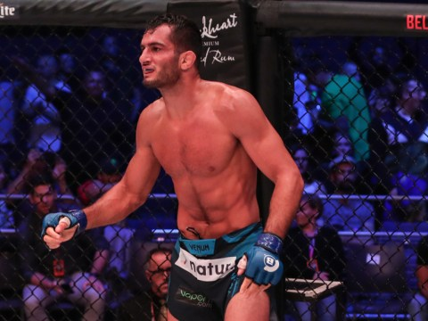 New Bellator champion Gegard Mousasi to push for fight with 'chicken' Rory MacDonald
