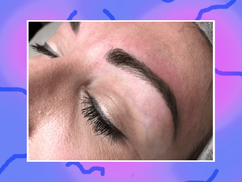 Is getting semi-permanent eyebrows – also known as microblading – worth the faff?