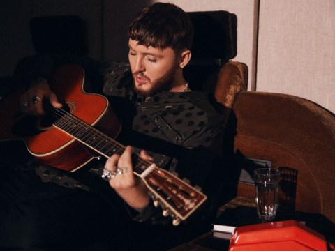 James Arthur says artists have a responsibility to talk about mental health: 'We need to get people talking'