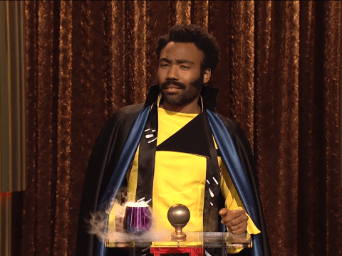 Donald Glover addresses lack of diversity in Star Wars ahead of Solo release