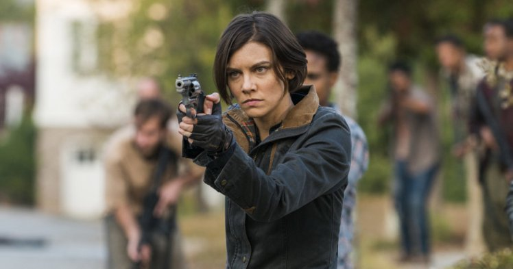 Maggie Rhee in The Walking Dead