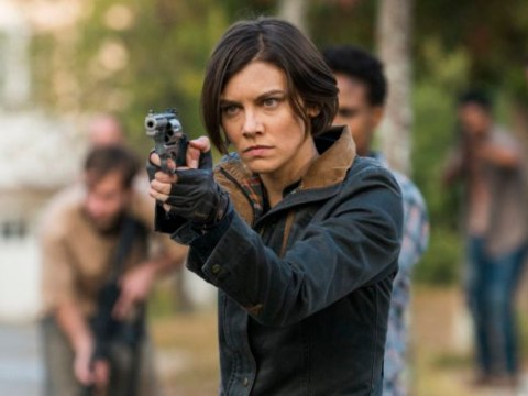 The Walking Dead's Lauren Cohen basically confirms Maggie's exit in episode 6 of season 9 – at the same time as Rick Grimes