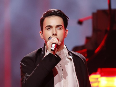 Who is Melovin, Ukraine's 2018 Eurovision entrant – and why are his eyes different colours?
