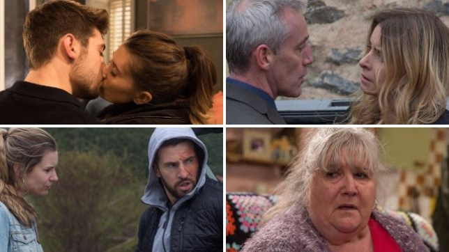 Emmerdale spoilers for Joe, Debbie, Charity, Ross and Lisa