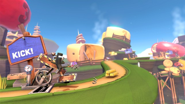 Runner3 (NS) - run back and play the second game againRunner3 (NS) - run back and play the second game again
