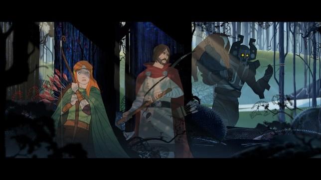 The Banner Saga (NS) - Viking Effect