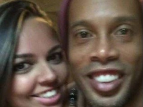 Ronaldinho denies he's getting married to his 'two girlfriends at the same time'