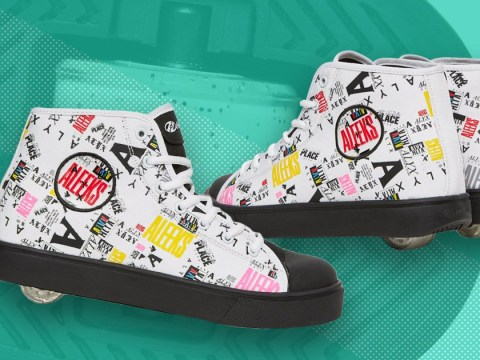 You can now get adult Heelys to roll around town like the legend you are