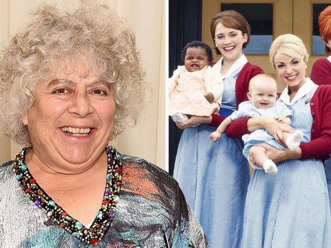 Call the Midwife recruits Miriam Margoyles as bolshy Sister Mildred for show's Christmas Special