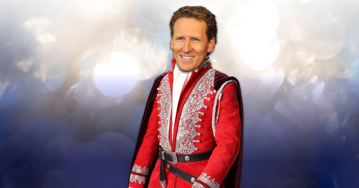 Brendan Cole 'will earn six-figure sum' playing Prince Charming in festive panto following Strictly exit