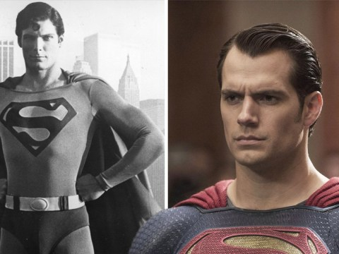Justice League's Zack Snyder reveals Henry Cavill landed Superman role after posing in Christopher Reeves' original costume