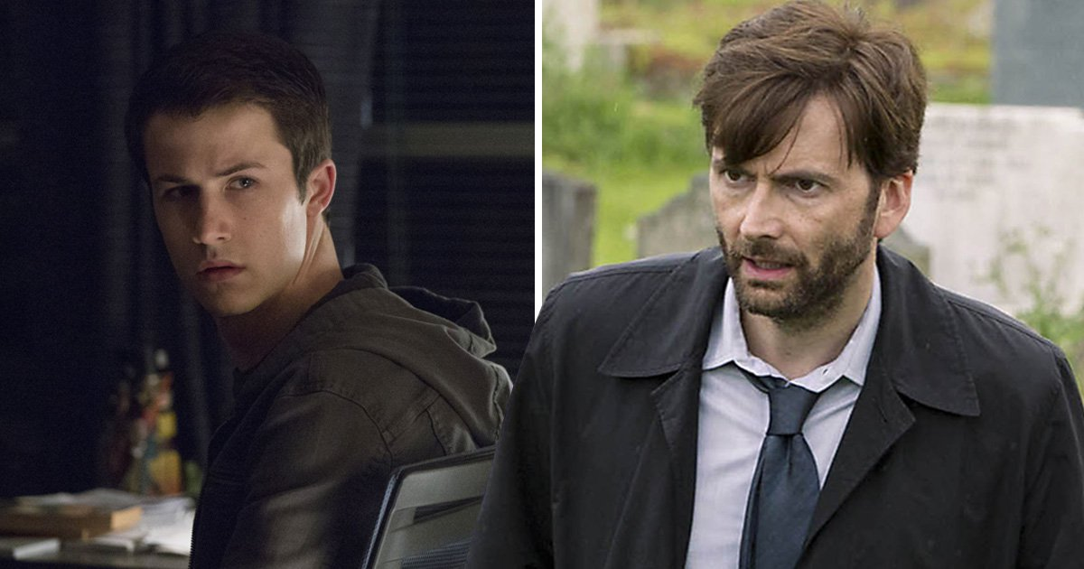 13 Reasons Why has taken direct inspiration from ITV's Broadchurch