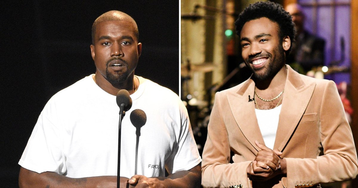 Kanye West reacts to Donald Glover mocking him in SNL parody