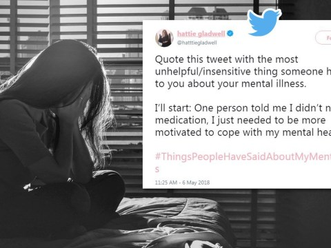 People are revealing the worst things others have said about their mental illness