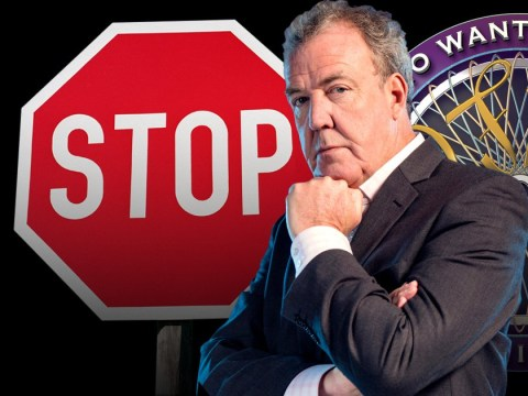 Jeremy Clarkson can't identify stop sign despite years presenting Top Gear