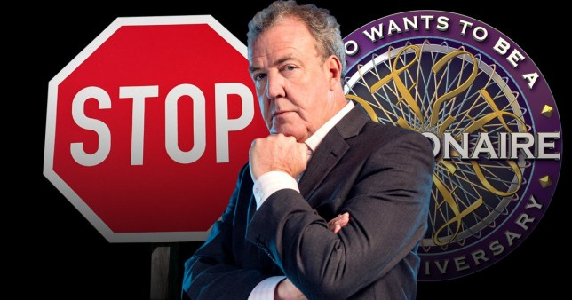 Jeremy Clarkson couldn't identify a stop sign (despite years on Top Gear!)