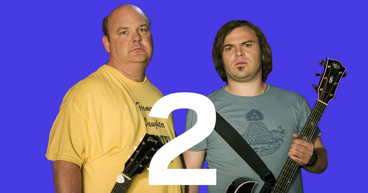 Tenacious D 'will release The Pick of Destiny sequel in October'