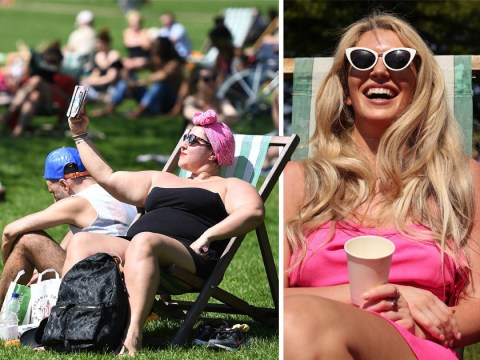 Record-breaking bank holiday weekend becomes the hottest on record