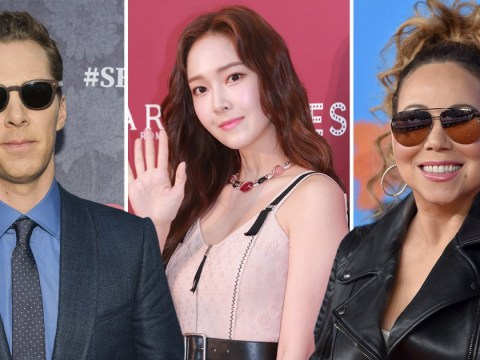 K-pop star Jessica signs with Benedict Cumberbatch and Mariah Carey's US agency
