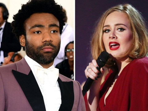 Adele has big love for Childish Gambino after he dropped new track This Is America