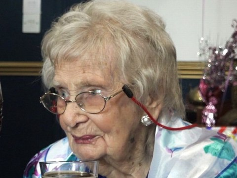 100-year-old says secret to long life is drinking a glass of Guinness every day