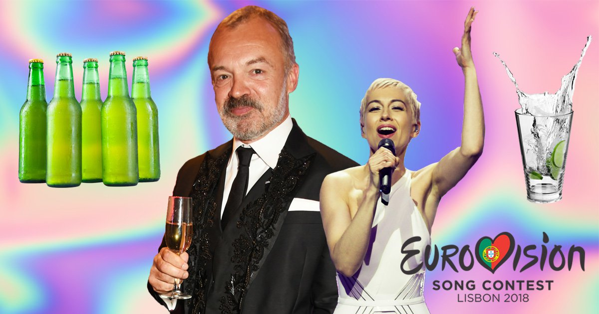 How to play the Eurovision drinking game