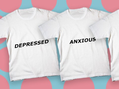 Ditch the label: Here's why some mental illness slogans T-shirts don't sit well with me