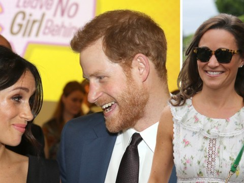 Is Pippa Middleton invited to Prince Harry and Meghan Markle's royal wedding?