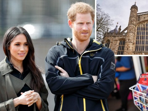 Fans told to catch 4am train in order to secure best spot for Royal wedding