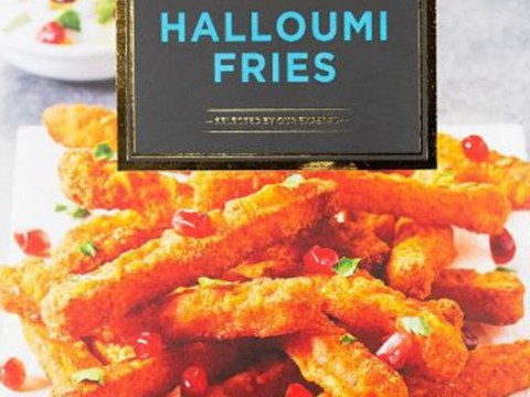 Aldi launches the UK's first supermarket halloumi fries